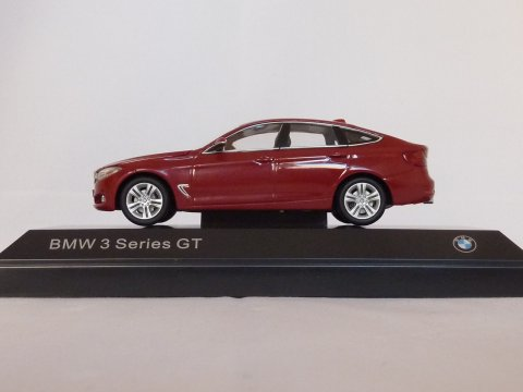 BMW 3-serie GT (F34), 2013-date, rood, Jadi toys (Paragon), 80 42 2 297 636 website