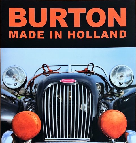 Burton nr. -, - A4, 6, NL year - folder brochure