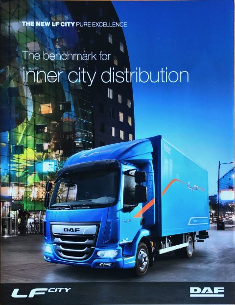 DAF LF City nr. HG-GB:0118, 2018-01 21,5 x 28,0, 6, EN year 2018 folder brochure
