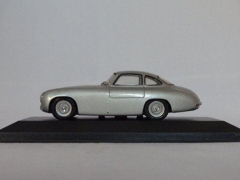 Mercedes 300 SL, 1952, zilver, Max model, 3301