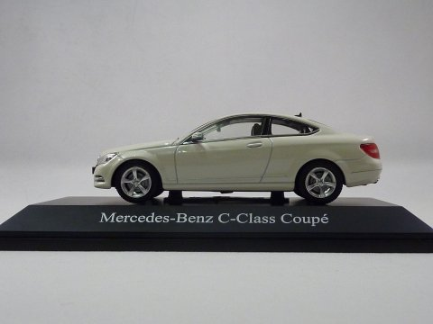 Mercedes C coupe 2011 Norev B66960081