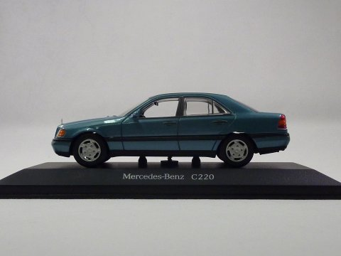 Mercedes C sedan 1993 Minichamps B66005705