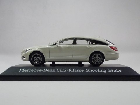 Mercedes CLS shooting brake 2012 Norev B66960113