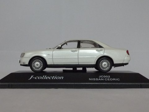 Nissan Cedric, -, wit, J-Collection, JC002