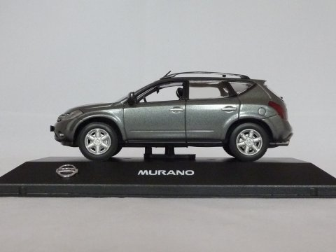 Nissan Murano, 2004, grijs, J-Collection