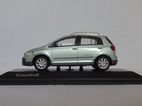 VW CrossGolf, 2007-2009, zilver, Minichamps, 5M7 099 300 P7X website
