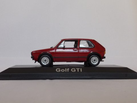 VW Golf Type 1 GTI, 1976, rood, Norev, 840046 website