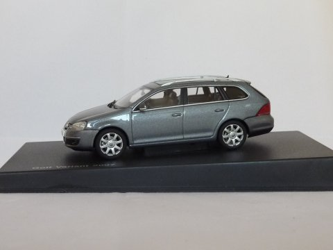 VW Golf Type 5 variant, 2007, grijs, AutoArt, 1K9 099 300 D7X #1 website