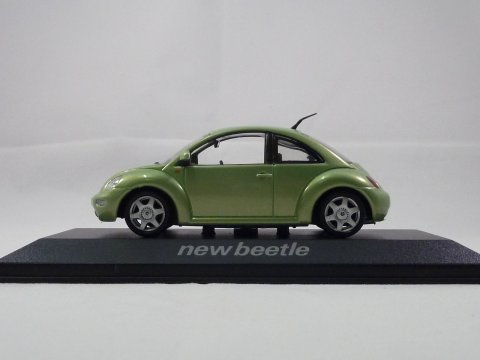 VW New Beetle, 1998-2011, Minichamps, nr. NBC 81.85.122
