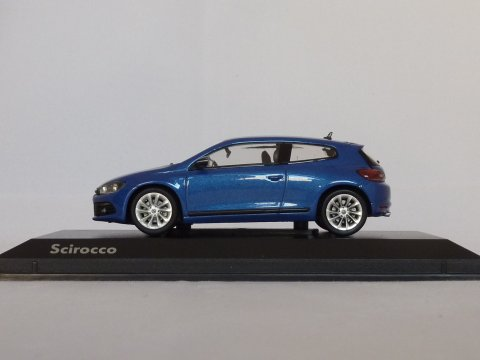 VW Scirocco, 2008, blauw, AutoArt, 840182 website