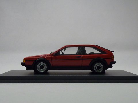 VW Scirocco GT 1984 Neo Scale models 43021