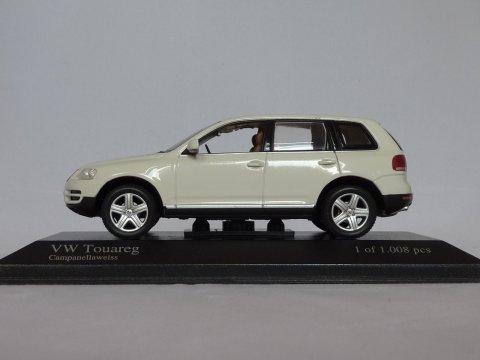 VW Touareg, 2002, wit, Minichamps, 400 052001 website