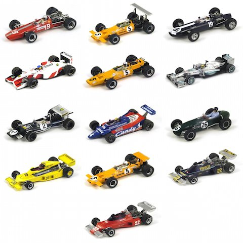 Model Cars Race Models For Sale 1 43 Car Brochures And
